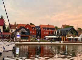 Kurort Kameralny – hotel w mieście Mikołajki