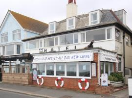 Navigator Accommodation, hotel near Chichester Train Station, Bognor Regis