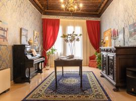 Charming Palace Santa Fosca, serviced apartment in Venice