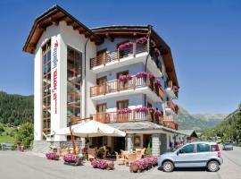 Hotel Laghetto Restaurant & Spa, hotel in Brusson