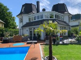 Villa Fallingstar, hotel in Bad Saarow