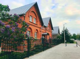 Гостевой дом Волшебный Сад, отель в Суздале