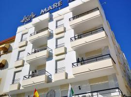 Mare Estepona Hotel, hotel dicht bij: Golfbaan Estepona Golf, Estepona