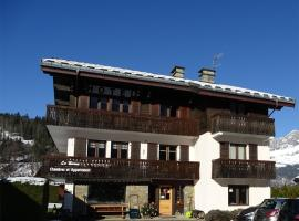 La Barme, hotel in Les Houches