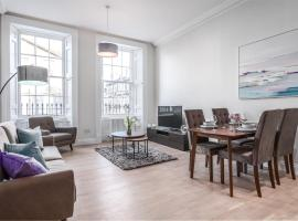 Stafford St Central Luxury Apartment 2 Bedrooms, hotel di lusso a Edimburgo