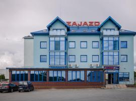 Zajazd Blue, hotel in Stare Miasto