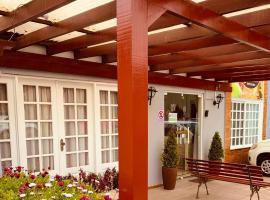 Pousada Bello Outono, guest house in Canela