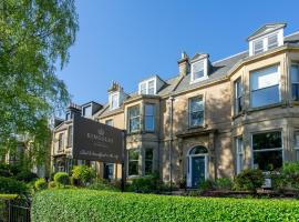 Kingsley Guest House, hotel in Edinburgh