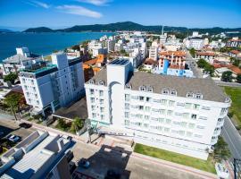 Varadero Palace Hotel II, hotel near Morro das Aranhas (Spiders Hill), Florianópolis