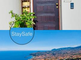 Bay View Apartment, hotel near Palheiro Gardens, Funchal