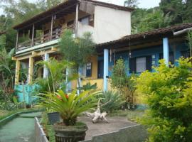 Pousada Encanto da Ilha, hotel in Praia de Araçatiba