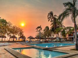 Estelar Santamar Hotel & Centro De Convenciones, hotel in Santa Marta
