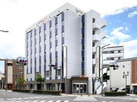 Super Hotel Matsumoto Ekimae, hotel in Matsumoto