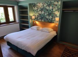 Villa Le Genêt Fleuri, hotel in La Roche-en-Ardenne