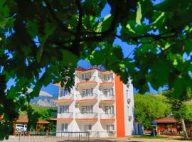 Oranj Ranch Hotel, отель в Кеме
