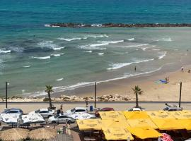 Luxury suite private Owned ocean view, hotel in Haifa