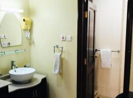 Urban Rose Hotel & Apartments, hotel en Dar es Salaam