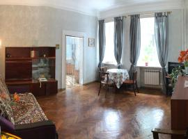 Двухкомнатная атмосферная квартира у моря, апартаменты/квартира в Таганроге
