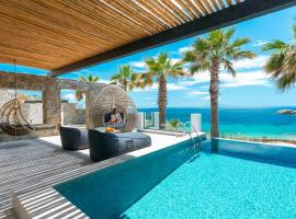 Tropicana Hotel Mykonos, מלון בפרדייז ביץ'