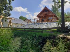 Domek na górce, self catering accommodation in Duszniki Zdrój