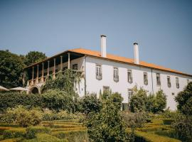 Hotel Rural Casa dos Viscondes da Varzea, hotel near Lamego Museum, Lamego
