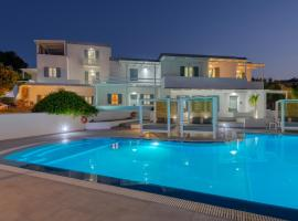 Aegean Paradiso, ξενοδοχείο στην Αζόλιμνο