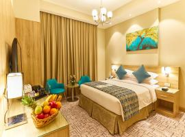 Rose Plaza Hotel Al Barsha, hotel near University of Wollongong in Dubai, Dubai