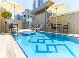 Rose Plaza Hotel Al Barsha, hotel in Dubai