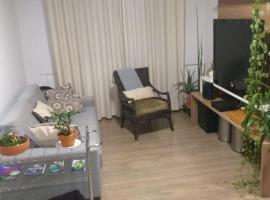 Apartamento Central com conforto e garagem, accessible hotel in Curitiba