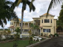Chateau de la rose, homestay in Montego Bay