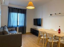 Apartments Sant Lluis CENTER, 2 min walk from the sea, apartamento en Lloret de Mar