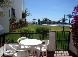 NERJA SPAIN FLATS - NSF25 PALMERAS, Torrecilla, hotel with pools in Nerja
