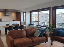 Luxury Apartment in the Heart of Ostend, apartment in Ostend