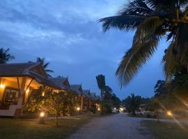 Chaithalay Khanom Resort, hotel in Ban Phang Phrao