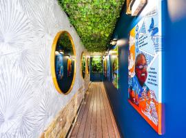 Hotel Gondwana - ART