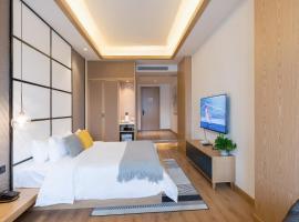 Mirage.Shiguang Liyu Quanjiangjing Hotel, hotel in Chongqing