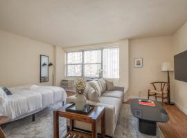 Classic DT 1BR with City View by Zencity, vacation rental in Saint Louis