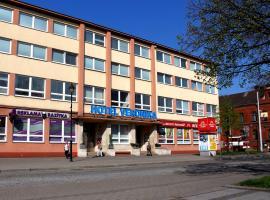 Hotel Veronika, viešbutis Ostravoje