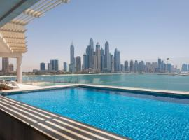 Five Palm Penthouse with Private Pool, villa in Dubai