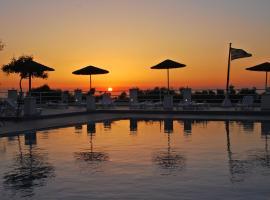Santorini Hostel, hotel in Fira
