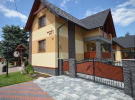 Apartmány Best I. Bešeňová, hotel v blízkosti zaujímavosti Thermal Park Bešeňová (Bešeňová)