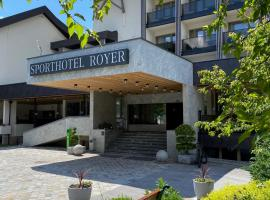 Sporthotel Royer, hotel in Schladming