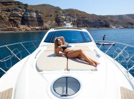Tramonto Yachting, boat in Vlychada