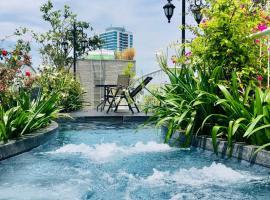 Green Peace Da Nang, khách sạn có bồn jacuzzi ở Đà Nẵng