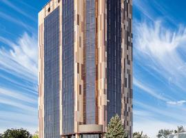 Marton PALACE Krasnodar, hôtel à Krasnodar