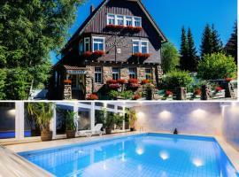 Hotel Hasselhof Superior, hotel i Braunlage