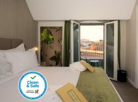 The Leaf Boutique Hotel, hotel en Lisboa
