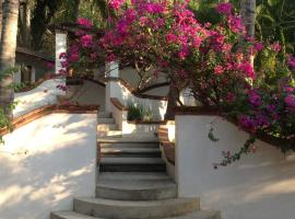 Casa Flor de Mar, hotel in Zipolite