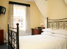 The Lamb Inn, hotel in Marlborough
