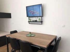 FLORIDE, apartment in Knokke-Heist
